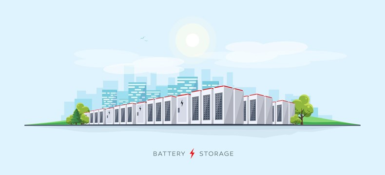 Battery storage technology